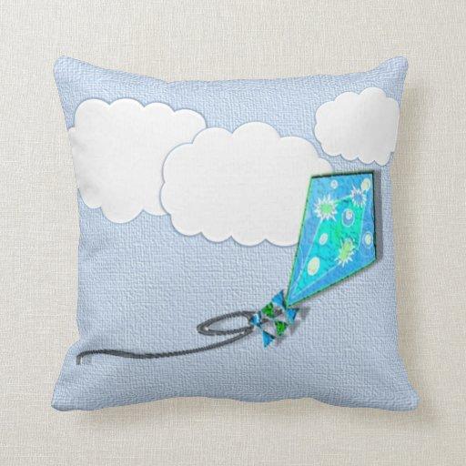 Kite in Flite Pillows