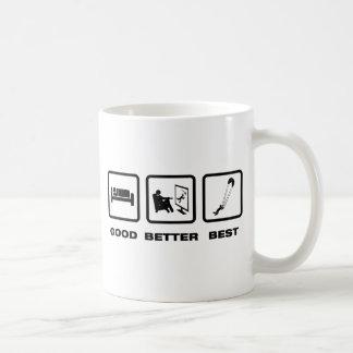 Kite Jumping Coffee Mug