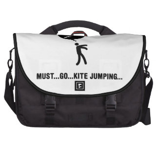 Kite Jumping Commuter Bags