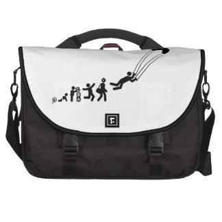 Kite Jumping Laptop Computer Bag
