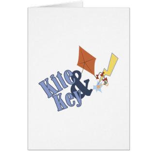Kite & Key Card