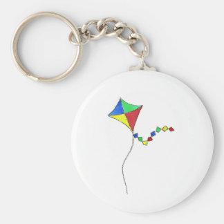 Kite Keychain