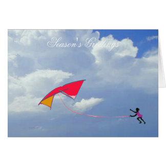 Kite Kid Card