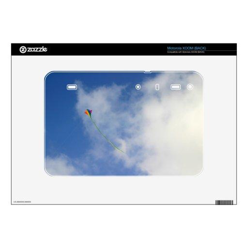 Kite Motorola XOOM Decal