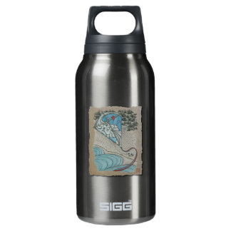 Kite & Mr. North Wind Insulated Water Bottle