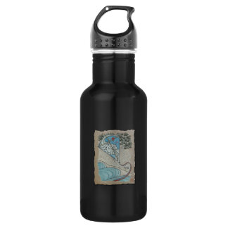 Kite & Mr. North Wind Stainless Steel Water Bottle