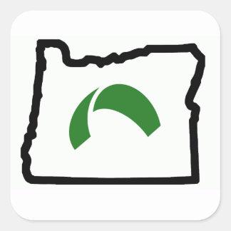 Kite Oregon Sticker