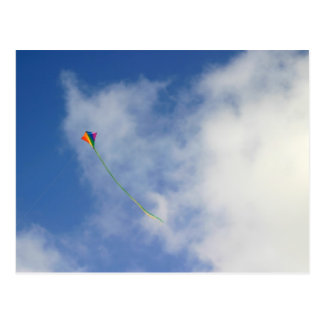 Kite Postcard
