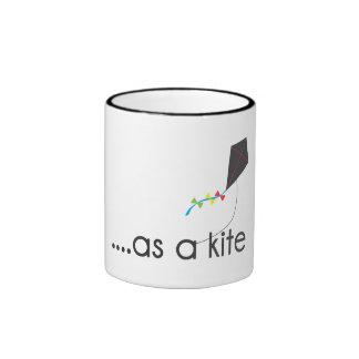 Kite Ringer Mug