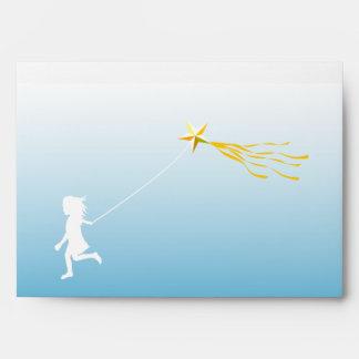 Kite runner envelope