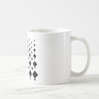 Kite & Star Shapes Design Motif Coffee Mug