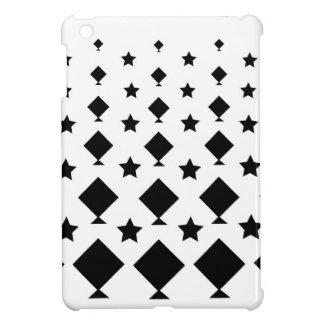 Kite & Star Shapes Design Motif Cover For The iPad Mini