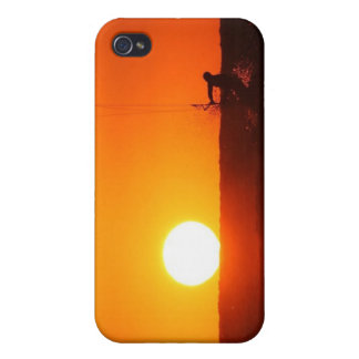 Kite Surfer 3 iPhone 4 Cover