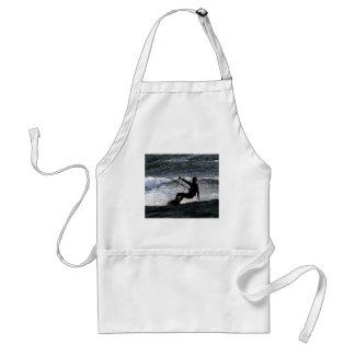 Kite surfer adult apron