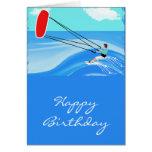 Kite Surfing Cards