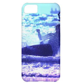 Kite Surfing iPhone 5C Cases