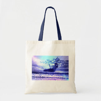 Kite Surfing Environmental Tote Bag