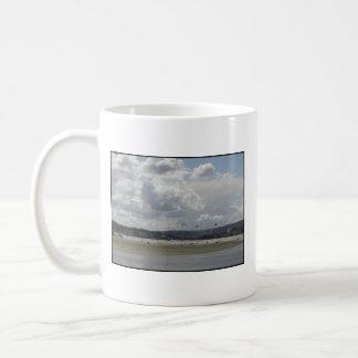 Kite Surfing. Coffee Mugs