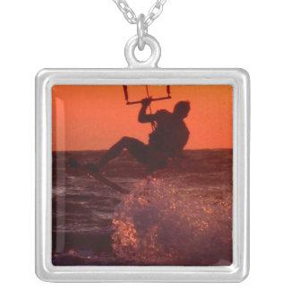 Kite Surfing Necklace