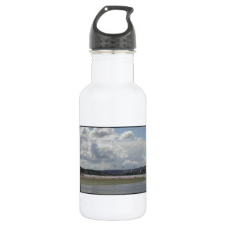 Kite Surfing. Water Bottle