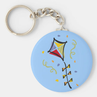 Kite Tshirts and Gifts Keychain