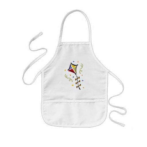 Kite Tshirts and Gifts Kids' Apron