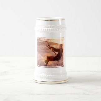 Kiteboard Beer Stein