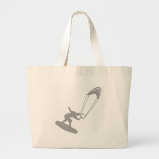 Kiteboard got Going Tote Bags