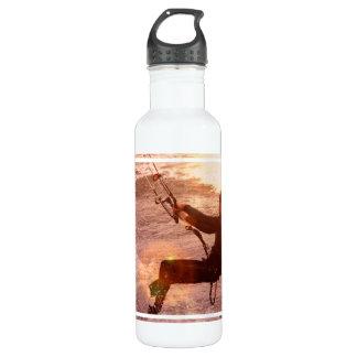 Kiteboard  24oz water bottle