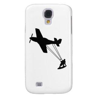Kiteboard Plane Samsung Galaxy S4 Cover
