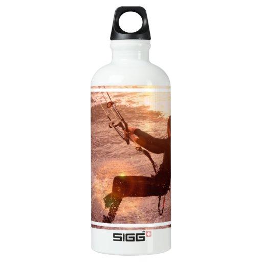 Kiteboard  SIGG traveler 0.6L water bottle