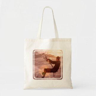 Kiteboard Small Tote Bag