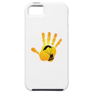 KITEBOARD SUN HANDS iPhone SE/5/5s CASE