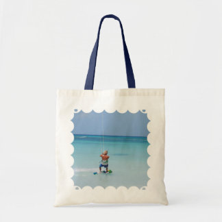 Kiteboarder in Tropics Bags