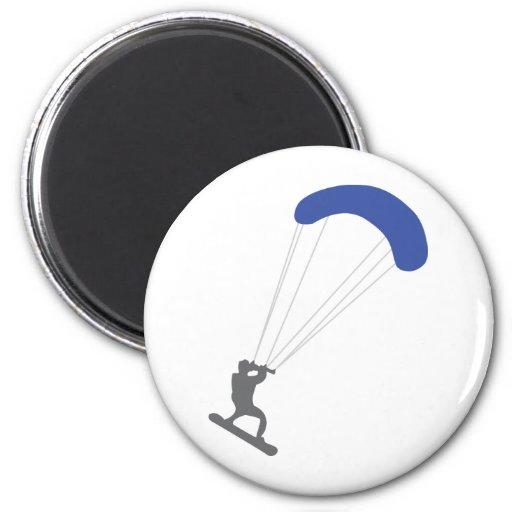 Kiteboarder Magnets