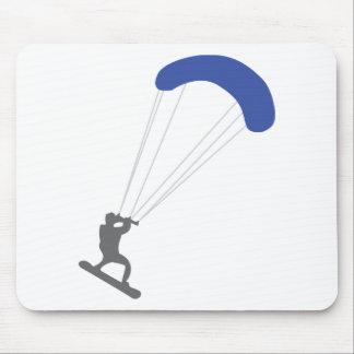 Kiteboarder Mouse Mat