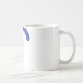 Kiteboarder Classic White Coffee Mug
