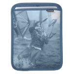 Kiteboarders iPad Sleeve