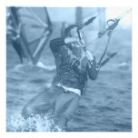 Kiteboarders with Windsurfers Invitation