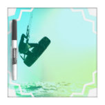 Kiteboarding Air Dry Erase Board