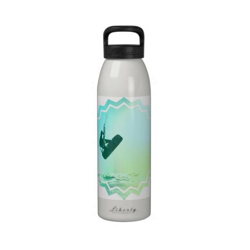 Kiteboarding Air Water Bottle
