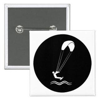 Kiteboarding Pin