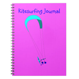 Kiteboarding, Kitesurfing Freestyle Notebook