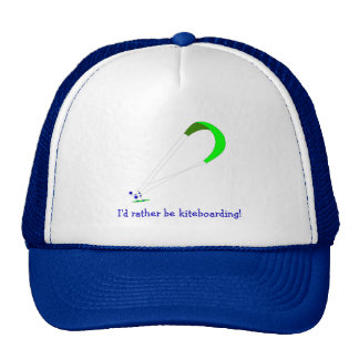 Kiteboarding, Kitesurfing Freestyle Trucker Hat