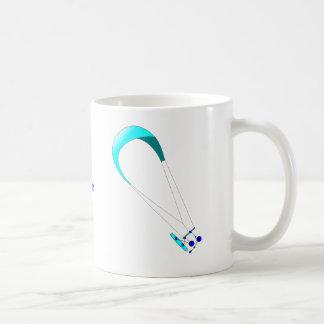 Kiteboarding Kitesurfing Gifts Coffee Mug