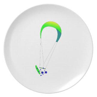 Kiteboarding - Kitesurfing Plato