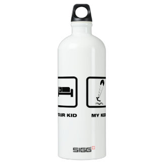 Kiteboarding SIGG Traveler 1.0L Water Bottle