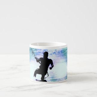 Kiteboarding Specialty Mug 6 Oz Ceramic Espresso Cup