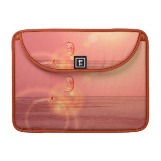 "Kiteboarding Sunset 13"" MacBook Sleeve Sleeve For MacBooks"