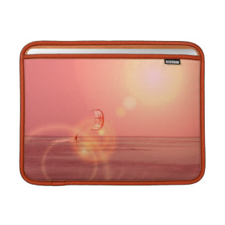 "Kiteboarding Sunset 13"" MacBook Sleeve"